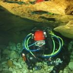 Stage découverte de la spéléo-plongée @ sources de la tourne | Bourg-Saint-Andéol | Rhône-Alpes | France